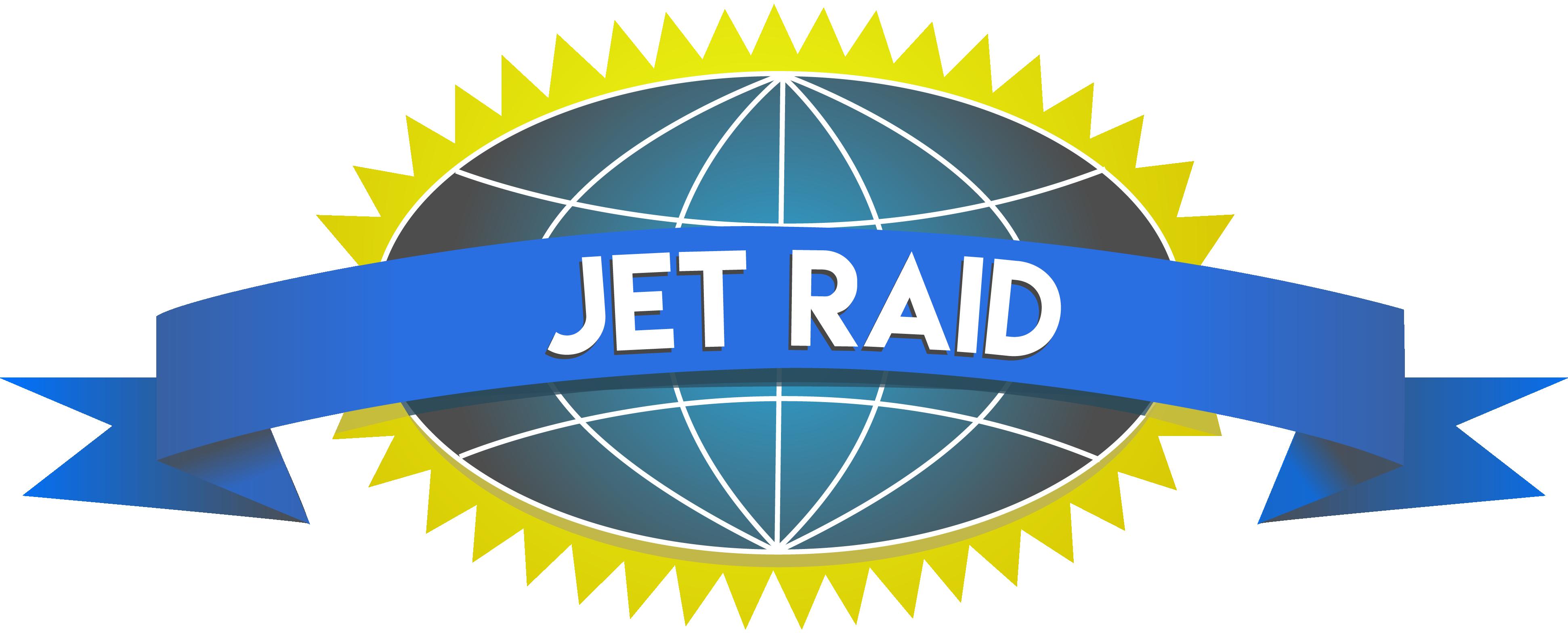 Logo Jet Raid