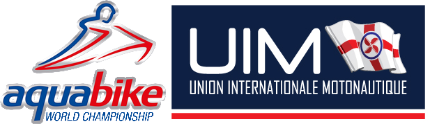 Logo Aquabike et UIM