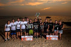 Victoire King's Cup Team Pastorello Compétition