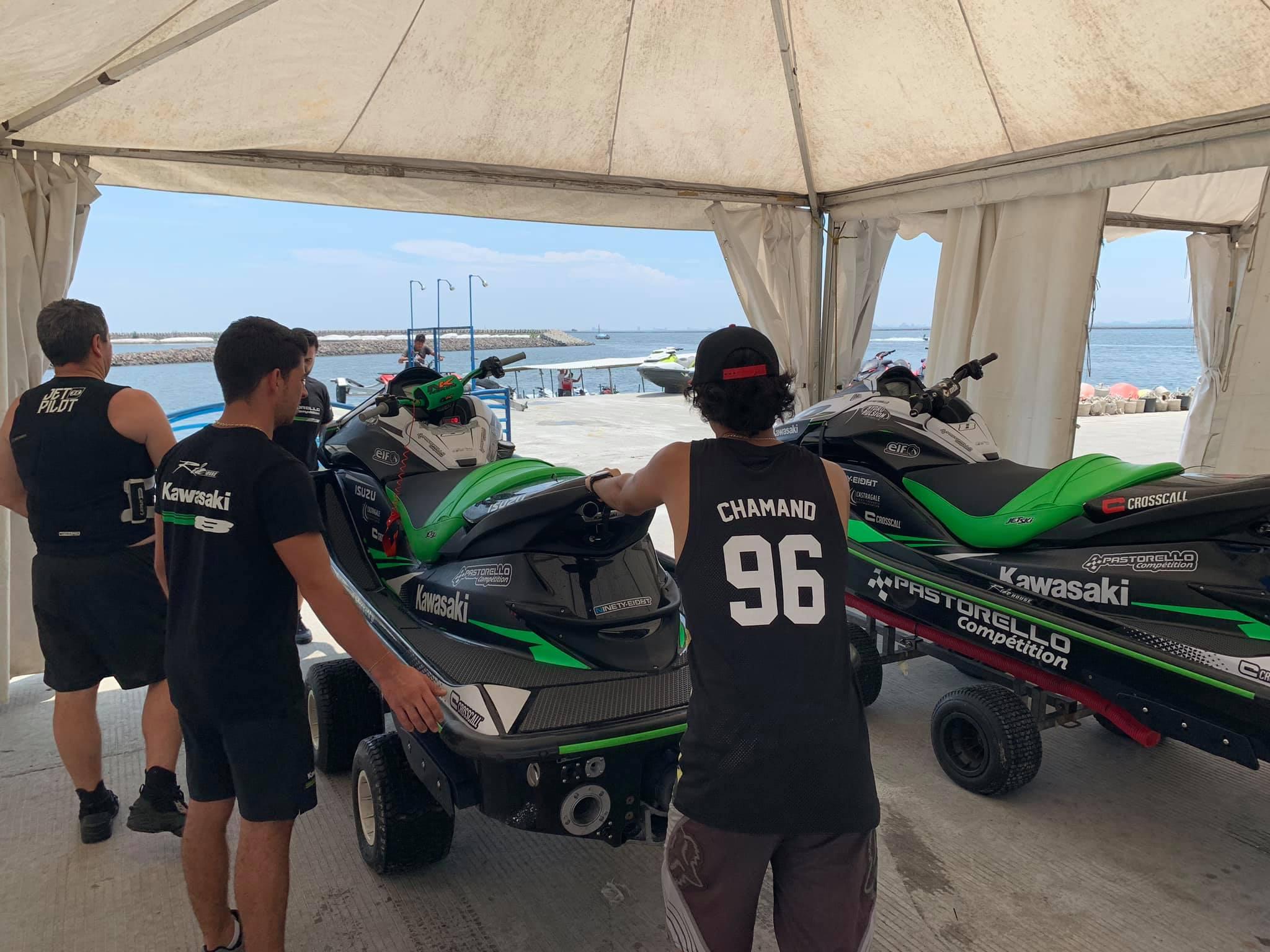 Team Pastorello Compétition