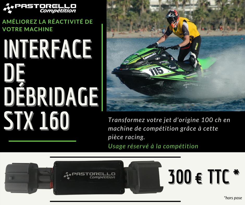Interface de débridage STX 160